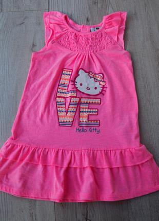 Стильна сукня для маленької модниці 18 міс