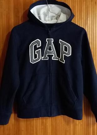 Кофта худи gap kids m 8-9 років130 см