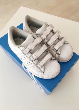 Детские кроссовки adidas superstar 30,5 размер2