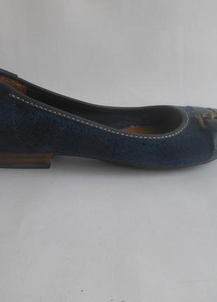 Женские кожаные туфли clarks active air.оригинал.сделаны для англии.