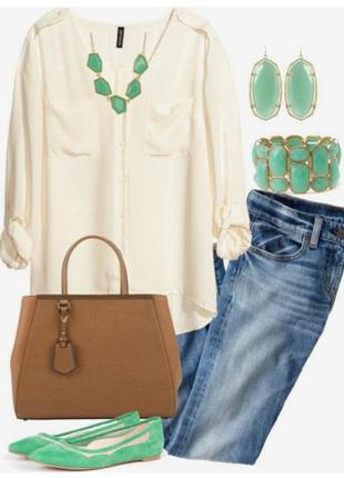 Большой выбор блуз рубашек/воздушная вискозная блуза р462 фото