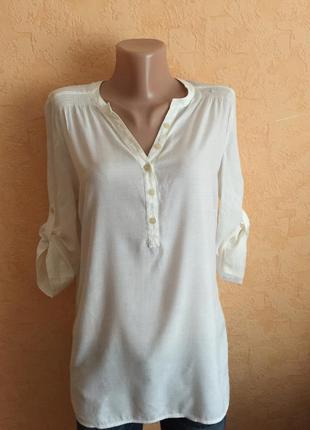 Большой выбор блуз рубашек/воздушная вискозная блуза р464 фото