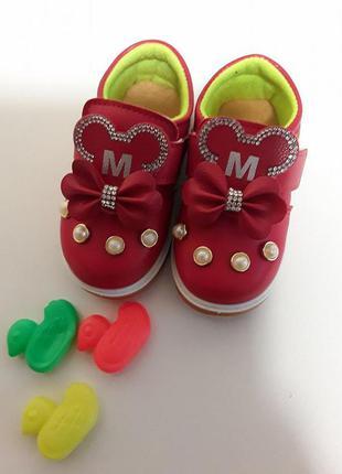 Красивая обувочка для маленьких крошек