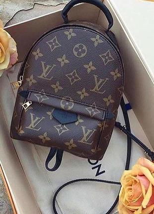 40cb43f83771 Рюкзак мини луи витон louis vuitton Louis Vuitton, цена - 999 грн ...