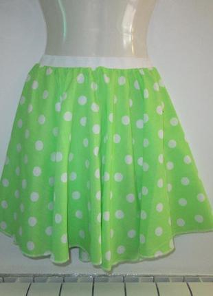 Новая хлопковая юбка италия