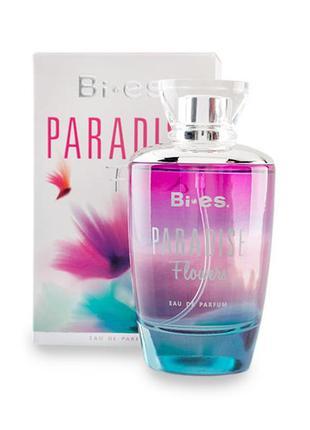 Парфюмированная вода bi-es paradise flowers