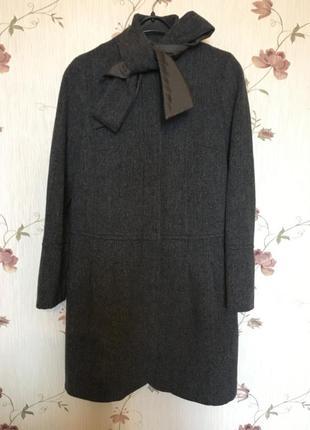 Пальто sisley в идеальном состоянии