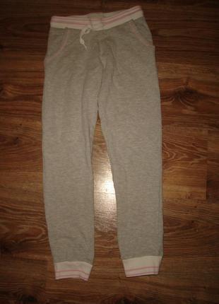 Спортивные штаны h&m на 9-10 лет , без начеса