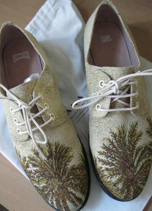 Крутые туфли cаmper испания р. 40-41