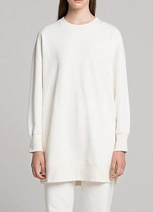 Безумно мягкий пуловер от uniqlo × lemaire лимитированная коллекция