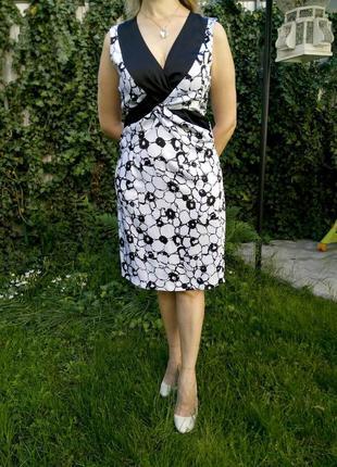 Платье нарядное деловое