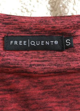 Роскошная бордовая блуза с вырезом3 фото