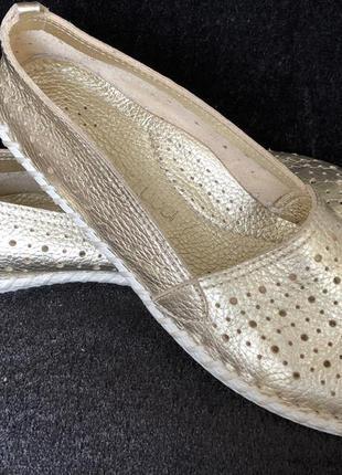 Супер легкие невесомые балетки pier lucci