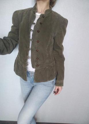 Крутая джинсовая курточка zara