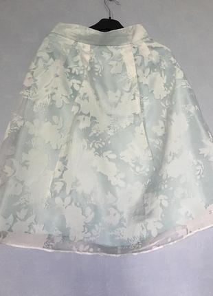 Нежная и красивая юбка