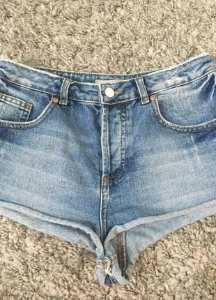 Сексуальные шорты от topshop