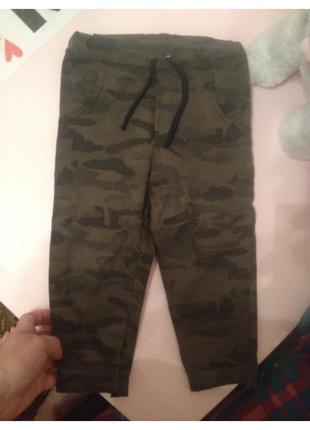 Штаны , брюки милитари , h&m гамаши