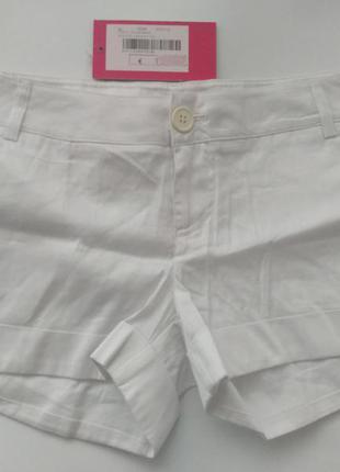 Фирменные шорты pink woman