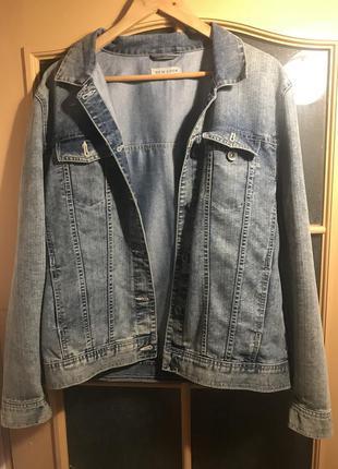 Джинсовая куртка new look3 фото
