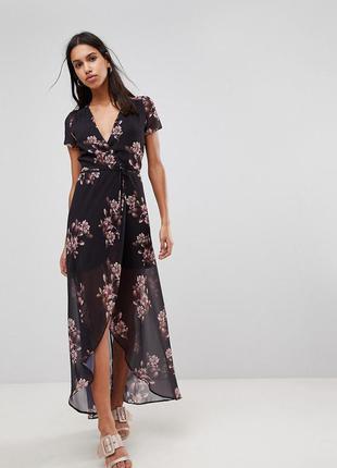 Hope and ivy невагома асиметрична ексклюзивна сукня cfde305e622e2