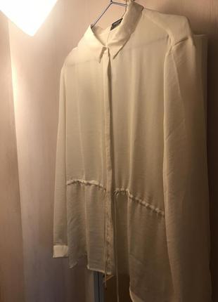Легкая блуза mango.