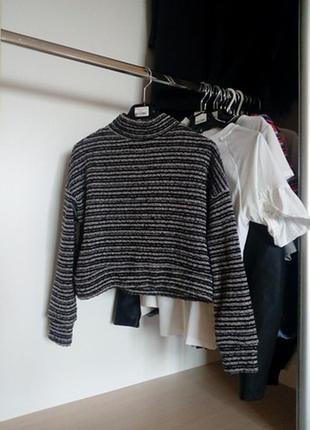 Кофта топ свитер футболка