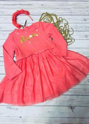 Нарядное платье на девочку 5 лет от crazy 8