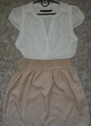 Платье зара