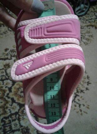 Сандалики adidas 13 см