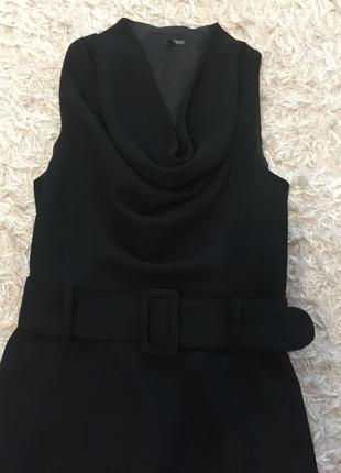 Строгое платье-футляр next2