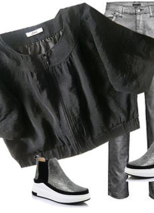Легкий пиджачок размер 46-48 бренд  z biz