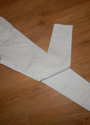 Актуальные котоновые штаны от фирмы next. размер 12