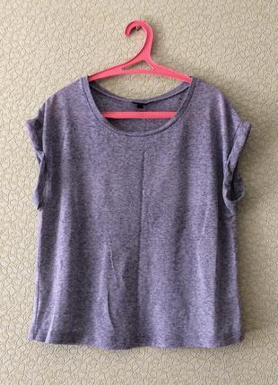 Знижки! футболка в стилі oversize від topshop