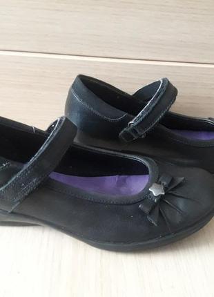 Туфли clarks 33 р, 21.5 см