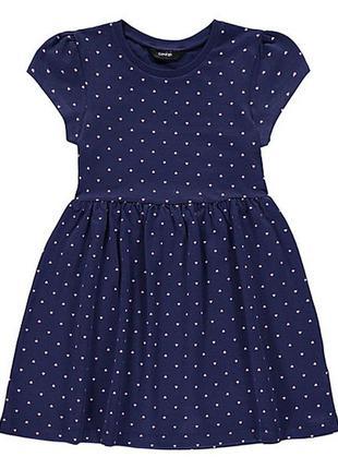 Платье сукня george джордж 5-6 лет