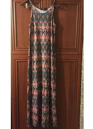 Сарафан в пол,длинное платье