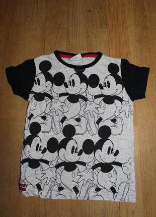 Стильна футболка мікімаус
