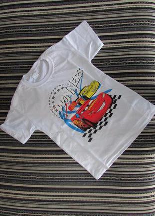 Легкая летняя футболка
