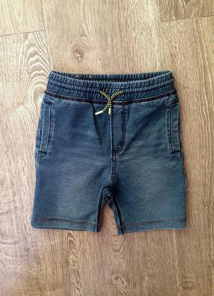 Эластичный трикотаж под джинс. 4-6 лет. h&m.