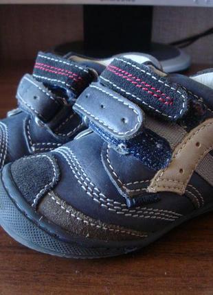 Демисезонные ботиночки primigi