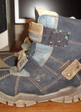 Зимние термо ботинки richter sympa tex, 23 р-р