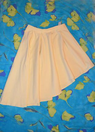 Нежная асимметричная юбка от mohito, 38 размера
