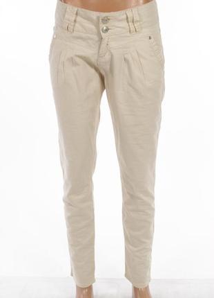 Стильные повседневные брюки tally weijl