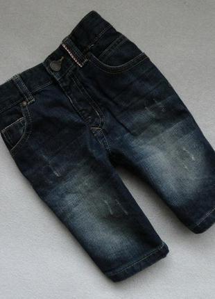 Очень стильные джинсовые шорты george 4-5л р.104-110