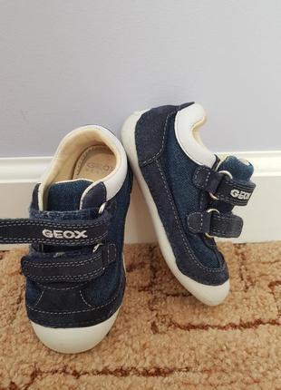 Кроссовки geox 21 размер