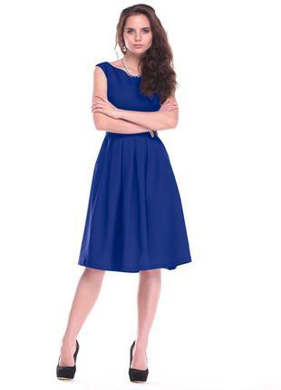 Фирменное дорогое платье laura bettini 44 р