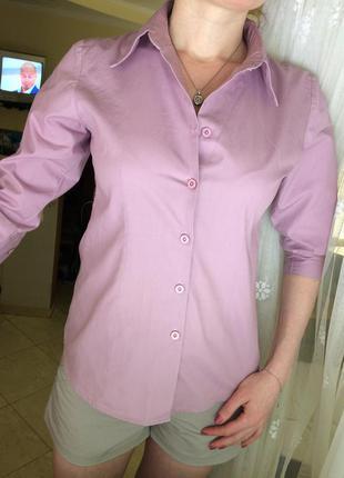 Красива сорочка рубашка с-м