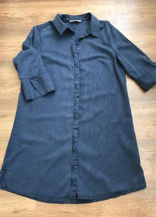 Плаття- сорочка (платье-рубашка)