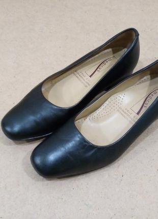 Туфли medicus ортопедические кожаные