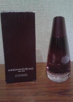 Avon aromadisiac for her. снятость